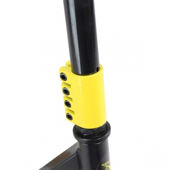 Hulajnoga HC010 Black/Yellow PU200  NILS